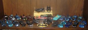Batmobiles by Drknght61