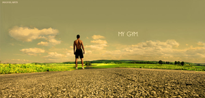My Gym by Miguel322