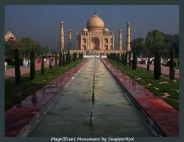 Magnificent Monument by SnapperRod