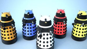 Bunch o' Dalek by tom55200
