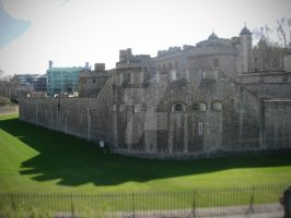 Tower of London Model by bec312