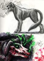 The Black Shuck by Don-Pachi