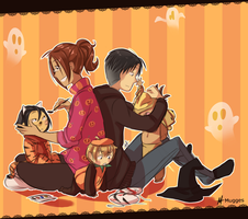 Happy Halloween! by Mugges