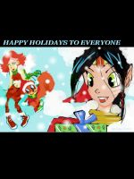Xbox360 holidays -open canvas- by candybeyatch