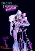 transformers : temptation , issue#2 fake by puticron