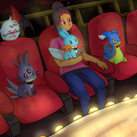 PKMNation | Event | Circus Finale by LunaStar52