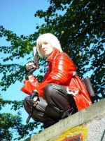 Dante Devil May Cry 3 by Chibi-Dante