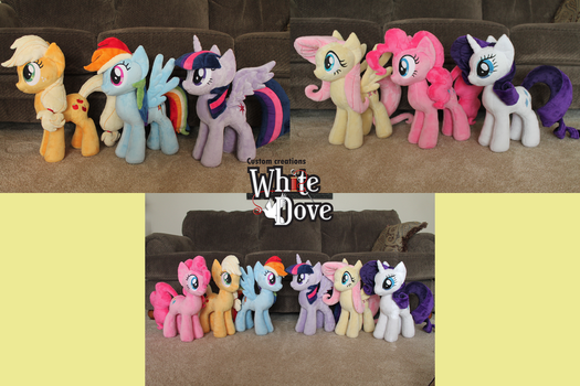 Friendship is Magic by WhiteDove-Creations