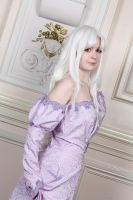 The Last Unicorn- Amalthea by PokethePixie