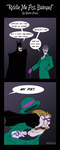 Riddle Me Fist, Batman by Booter-Freak