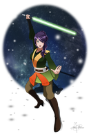May the Fourth be with You by JLMagian