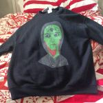 Thane Krios crew neck sweater by CsaillantArt