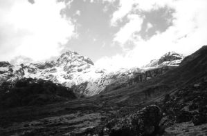 Snowy Andes by futuresmiles