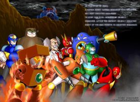 ROCKMAN2 by pain-v