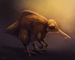 DAY 28. Apterysaurus (35 Minutes) by Cryptid-Creations