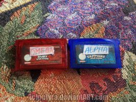 I has OmegaRuby and AlphaSapphire xD by PPLyra