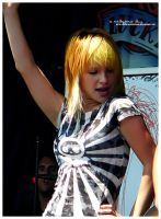paramore - warped tour. by pprincessbydawn