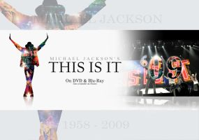 Michael Jackson: This Is It by Dap1987