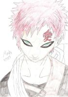 Gaara by submindy
