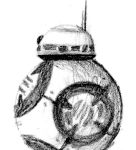 BB-8 Animation by KMArts