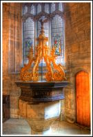 The Font, St Martin-le-Grand.. by TheBaldingOne