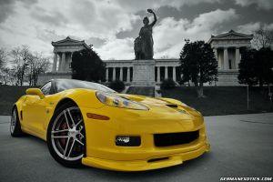 Corvette Z06 Geiger by GERMANEXOTICS