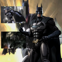 Injustice Batman by BatNight768