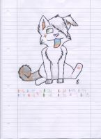 Skittles Ref. Sheet Number 2 by Kitto-Xx