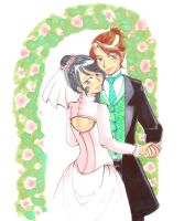 Weedding... by TheGrayWitch