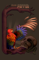 The Funky Parrot by y3an