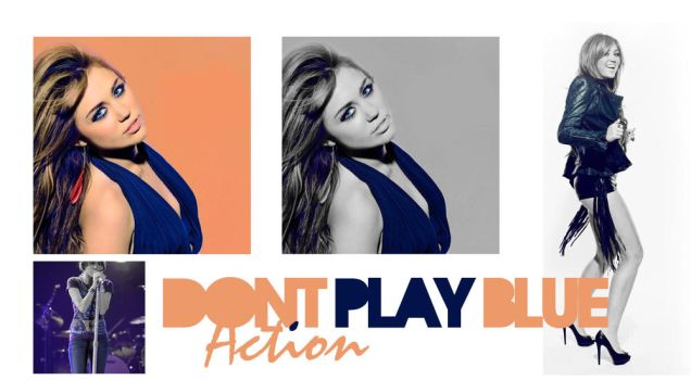 Dont Play Blue PSD by justthewayweroll