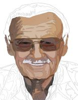 Stanlee Pen work 3 by daylover1313