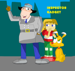 Inspector Gadget by TXToonGuy1037