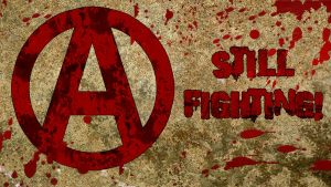 Anarchy HD Wallpaper. by kubus1462