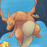 Charizard by Psidra