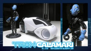 Tron Calamari - Custom by jasonhohoho