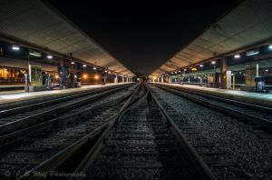 Union Tracks by lonewolf565