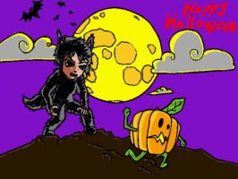 Almost Halloween. by kuroi-chi2