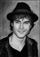 Ian Somerhalder by antiholly