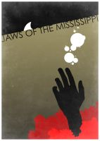 Jaws Of The Mississippi by Designosaurus-Rex