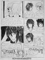 Death Note-Death's Rose 12 by broken-with-roses