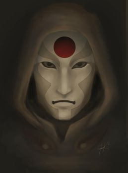Amon in the Shadows by Bluefox13