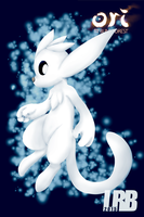 Ori And The Blind Forest (FanArt) by LeanRB