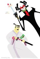Xmas2006 - SAMURAI JACK by Zootch