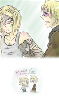 APH - FrUS - Never by ChaoticMiko