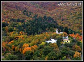 VALLEMONTAGNANA - FABRIANO (AN) - MAGIC AUTUMN by MarcoLorenzetti