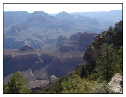 Grand Canyon II by Xwinger