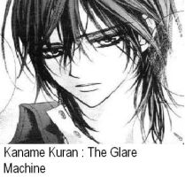 Kaname - The Glare Machine by Lycan-wolf96