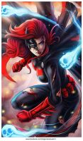 Batwoman by EdgarSandoval