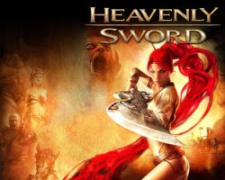Heavenly Sword by Sisley05